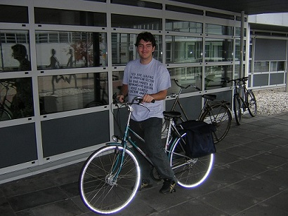 My trusted dutch bike